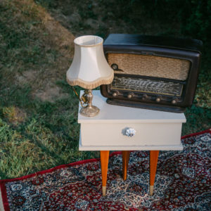 Lily lampe anglaise atelier plum vintage