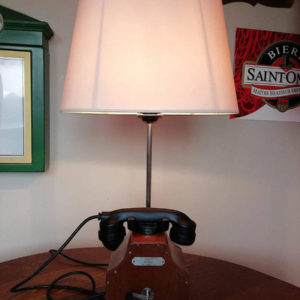 Lucky lampe anglaise atelier plum vintage