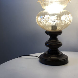 Lucy lampe anglaise atelier plum vintage
