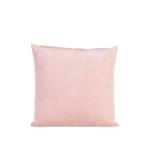 Scott coussin rose blush atelier plum