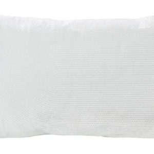 Smith coussin blanc atelier plum x long cm