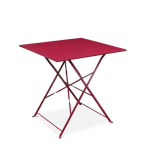 cerise table chaise bistrot atelier plum mobilierbistrot Tables