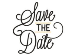 timbre save the date mariage